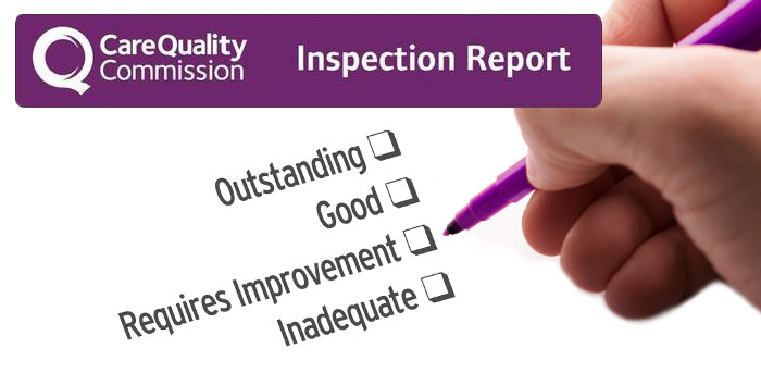 CAREis tested on the new CQC DMA Inspections